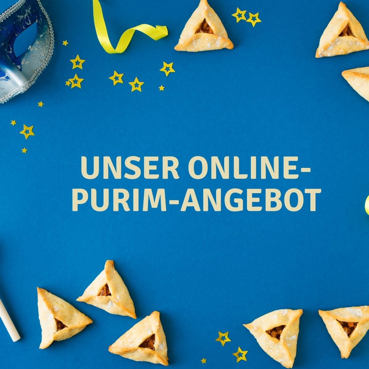 farm to table - Online-Purim-Angebote